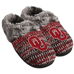 Women's Oklahoma Sooners Peak Slide Slippers
