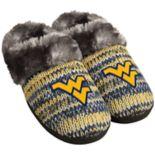 Women's West Virginia Mountaineers Peak Slide Slippers