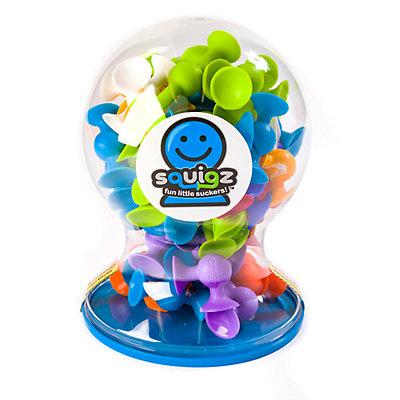 Fat Brain Toys Squigz Deluxe 50-Piece Set