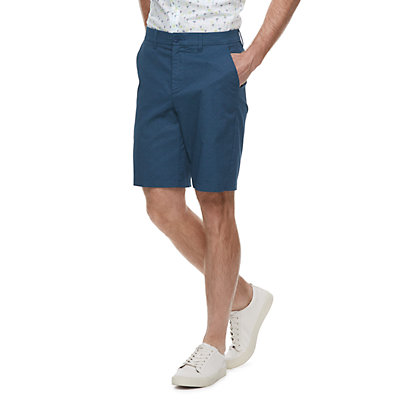 Men's Apt. 9® Premier Flex Regular-Fit Flat-Front Shorts