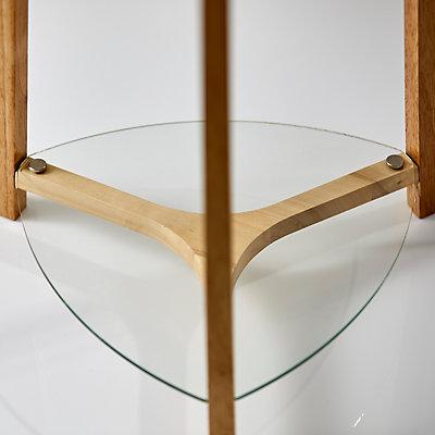 Adesso Henderson Shelf Floor Lamp