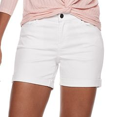 Women's Juicy Couture  Flaunt It Midi Jean Shorts