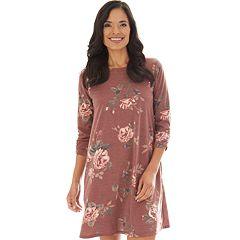 Women's Apt. 9® Ruched Swing Dress