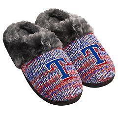 Women's Texas Rangers Peak Slide Slippers