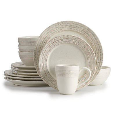 Food Network? Lattice 16-pc. Dinnerware Set