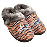 Women's Forever Collectibles Oklahoma City Thunder Slide Slippers