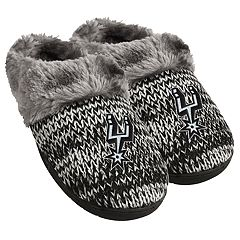 Women's Forever Collectibles San Antonio Spurs Slide Slippers