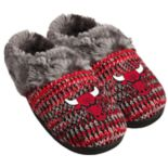 Women's Forever Collectibles Chicago Bulls Slide Slippers