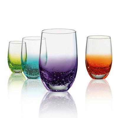 Artland 4-piece Fizzy 3-oz. Shot Glass Set