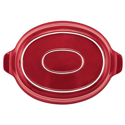 Anolon Vesta Ceramics 2-Quart Oval Au Gratin
