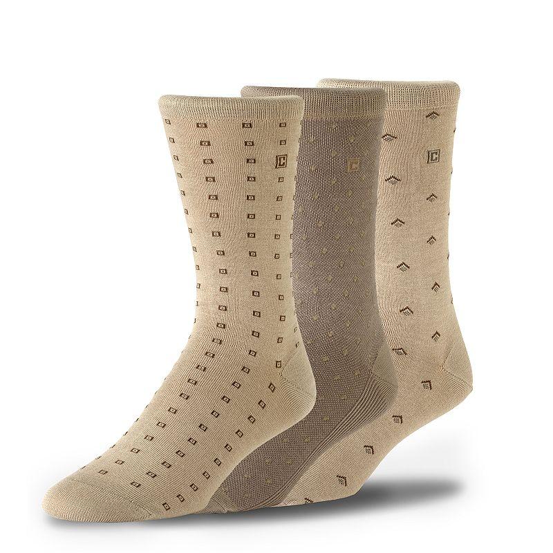 Men's Chaps Neat Dress Socks