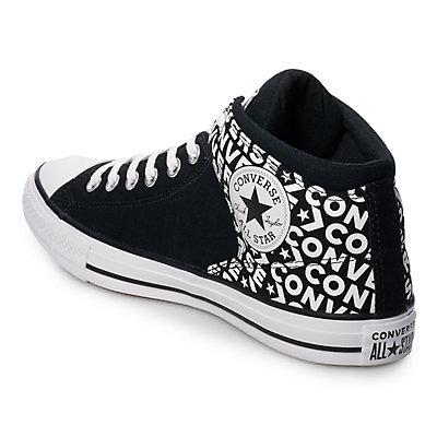 Men's Converse Chuck Taylor All Star High Street Hi Wordmark Sneakers