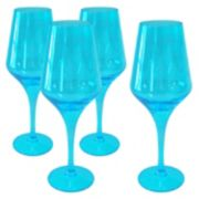 Artland Luster 4-pc. Goblet Set