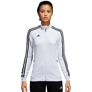 eb1642a467a5 Women s adidas Essential 3 Stripe Full Zip Jacket. Regular
