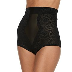 Women's Lunaire Firm Control High-Wasit Lace Brief 469-K