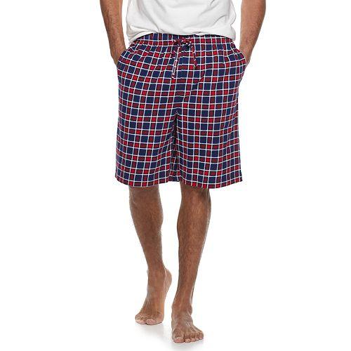 Croft & Barrow® Patterned Knit Pajama Shorts