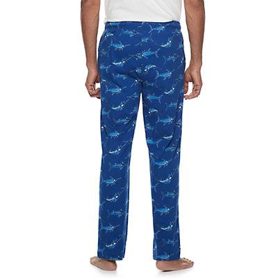 Men's Croft & Barrow® Patterned Pajama Pants