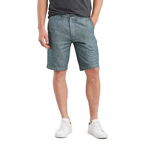 Big & Tall Levi's 502 True Chino Shorts by Levis
