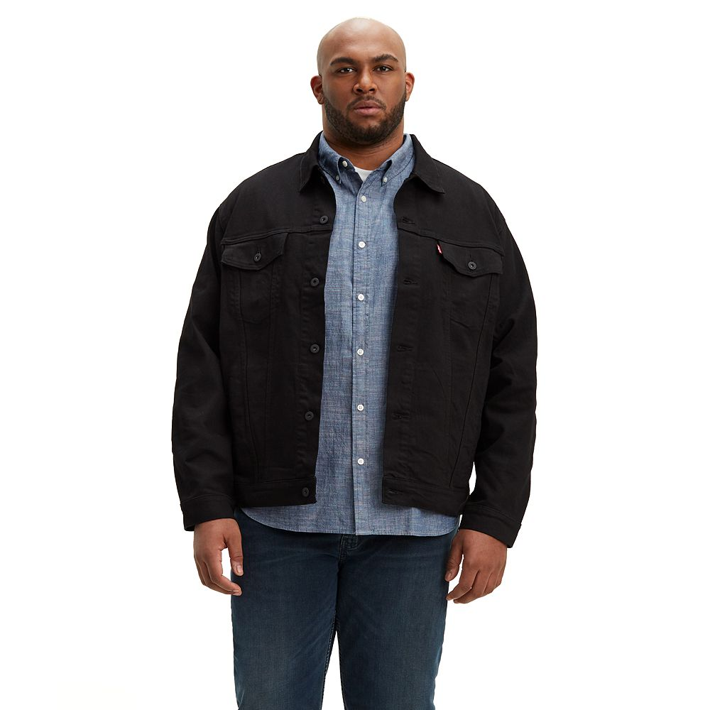 Big & Tall Levi's® Denim Trucker Jacket