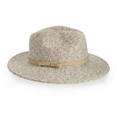 Women's SONOMA Goods for Life™ Banded Packable Panama Hat