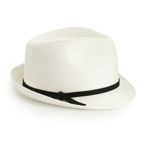 Women's SONOMA Goods for Life™ Classic Knotted Band Fedora