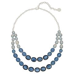 Dana Buchman 2 Row Necklace