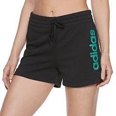 Women's adidas Essential Linear Logo Midrise Shorts
