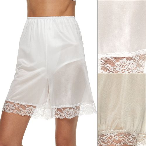Women's Lunaire 2-Pack Culotte Half Slip