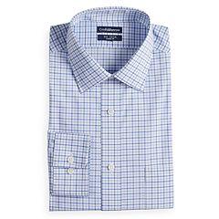 3f88f743ff Big & Tall Croft & Barrow® Non-Iron Spread Collar Stretch Dress Shirt