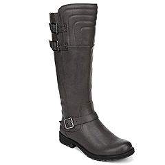 NaturalSoul by naturalizer Bijoux Women's Riding Boots