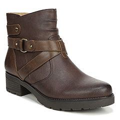 NaturalSoul by naturalizer Quincy Women's Ankle Boots