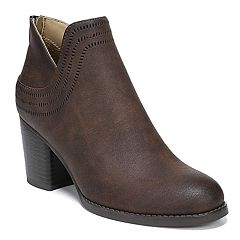 NaturalSoul by naturalizer Tapas Women's Ankle Boots
