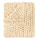 Donna Sharp Chunky Knit Throw