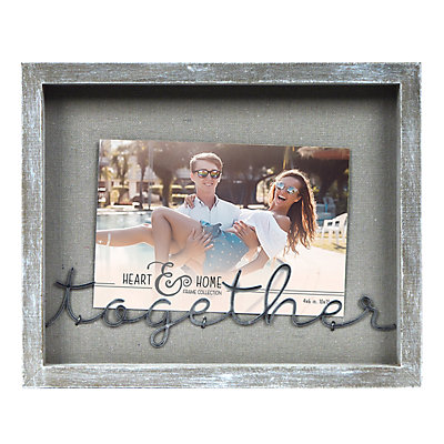 "New View ""Together"" Wire Clip Frame"