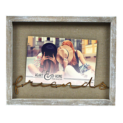 "New View ""Friends"" Wire Clip Frame"