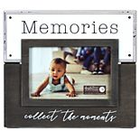 "New View ""Memories"" Plank 4"" x 6"" Frame"