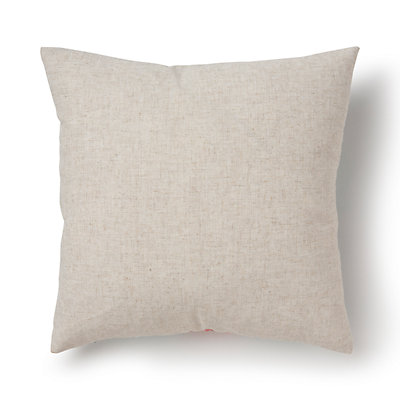 Brentwood Vinta River Park Floral Feather Fill Throw Pillow