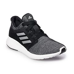 size 40 6c76f 39902 adidas Edge Lux 3 Women s Running Shoes. Black Silver Cloud White