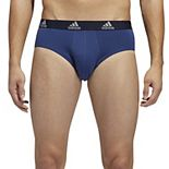 Men's adidas 3-pack Cotton Stretch Briefs