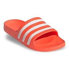 Red Adidas Sandals - Shoes   Kohl's
