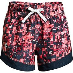 Girls 7-16 Under Armour Sprint Printed Shorts
