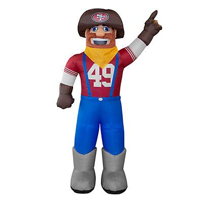 Boelter San Francisco 49ers Inflatable Mascot