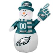 Boelter Philadelphia Eagles Inflatable Snowman