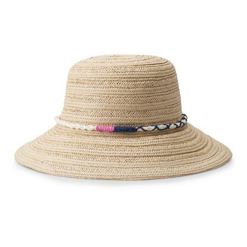 Women's SONOMA Goods for Life® Textured Panama Hat