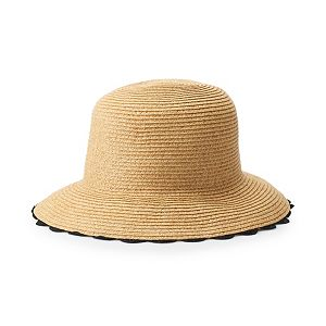 14e49822d480b Women s SONOMA Goods for Life™ Ruffle-Edge Cloche Hat. Sale