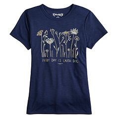 Girls 7-16 & Plus Size Mudd® Short Sleeve Graphic Tee