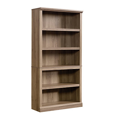 Sauder 5-Shelf Bookcase