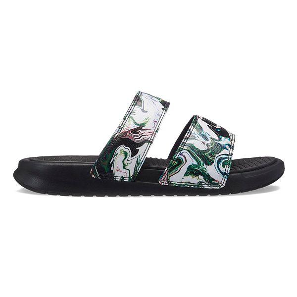 Fe ciega República Glosario  Nike Benassi Duo Ultra Women's Slide Sandals