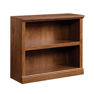 Sauder 2-Shelf Bookcase