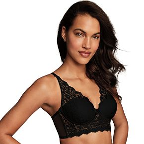 Maidenform Casual Comfort Convertible Lace Bralette DM1188